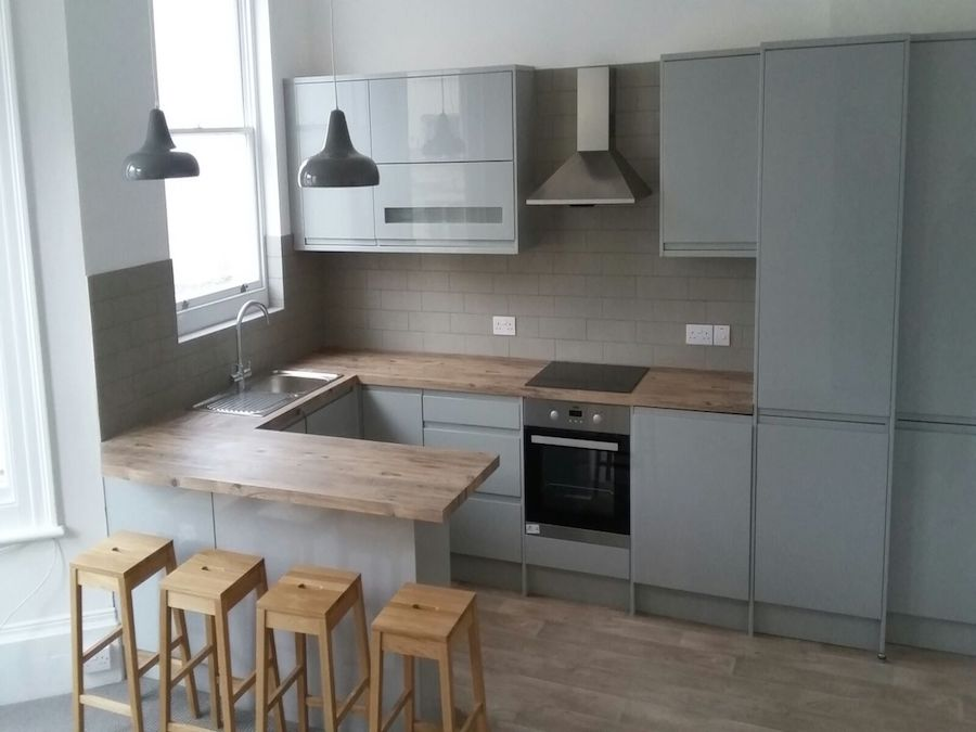 Another Kitchen designed by Bishops of Brighton