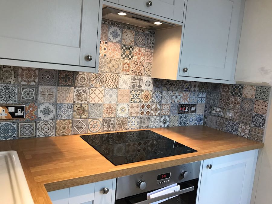Kitchen designed by Bishops of Brighton