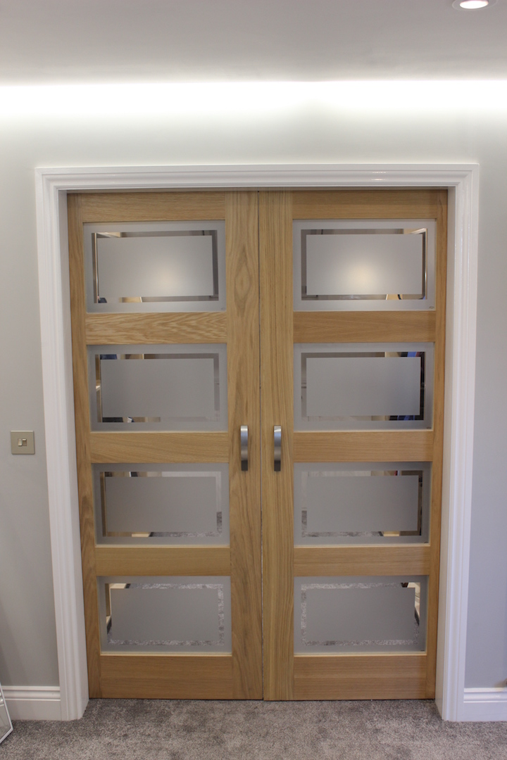 Doorway designed by Bishops of Brighton