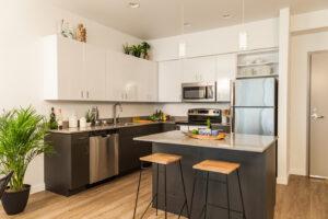 Kitchen Design Idea for Small Spaces