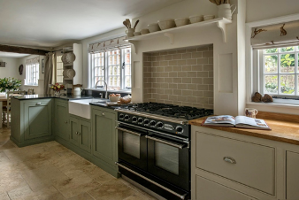 kitchen fitted by Bishops of Brighton