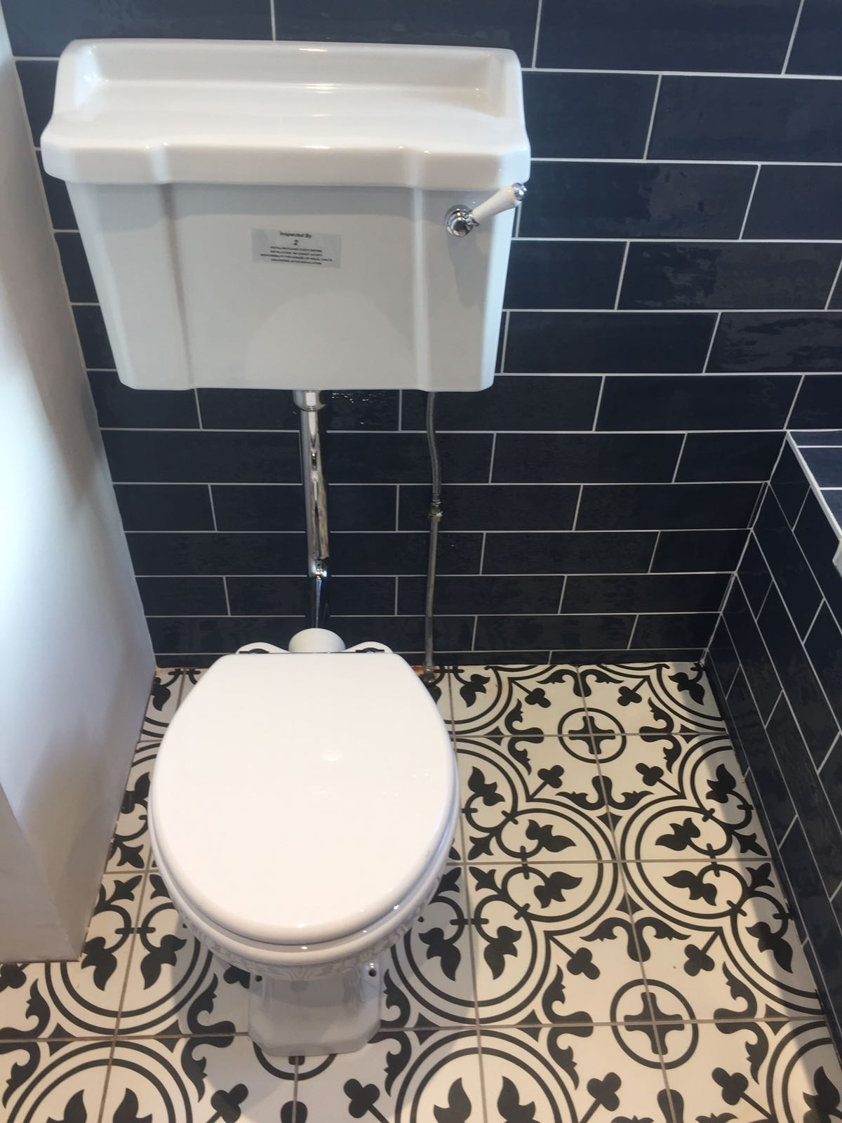 New Toilet Installed in Worthing
