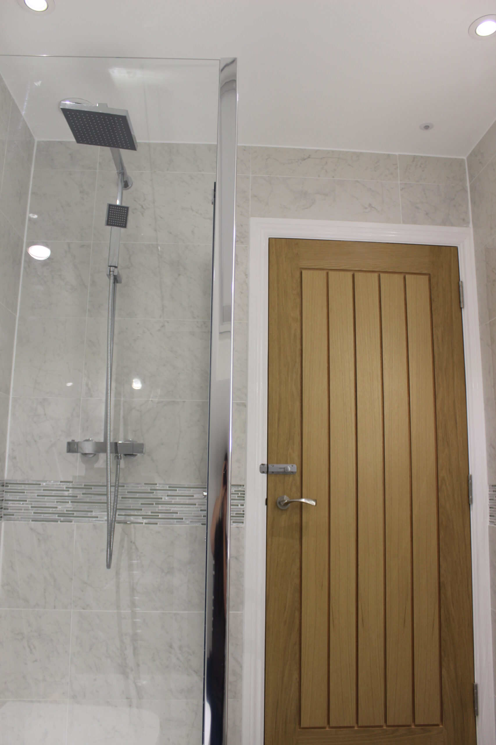 Shower Installation in Worthing
