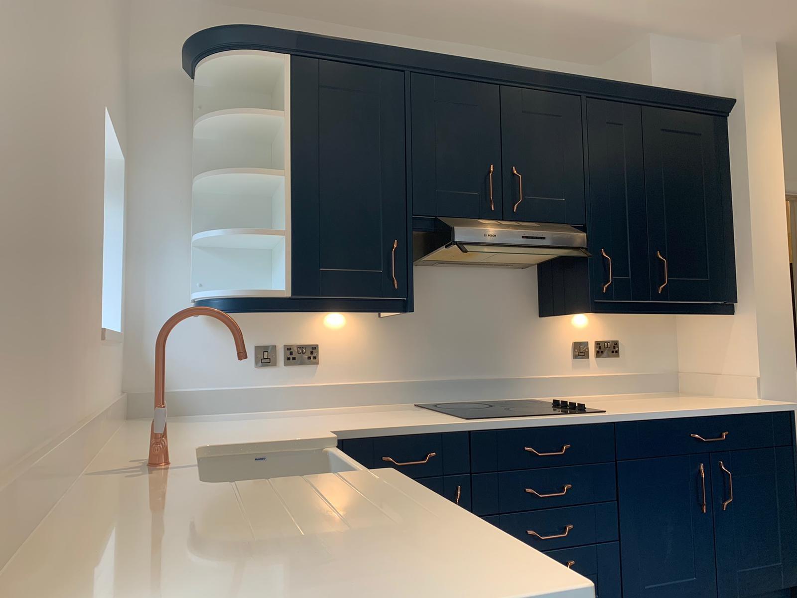 Kitchen Design and Installation in Sussex